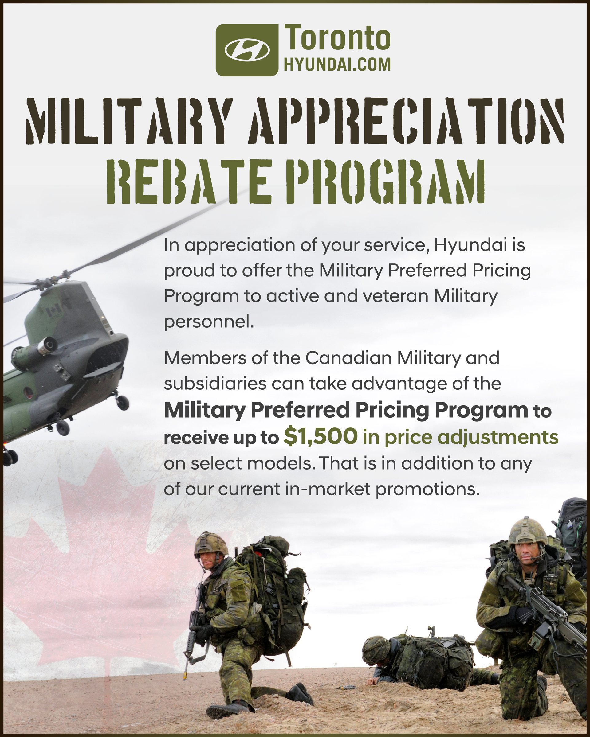 Military-Rebate-Landing-Page