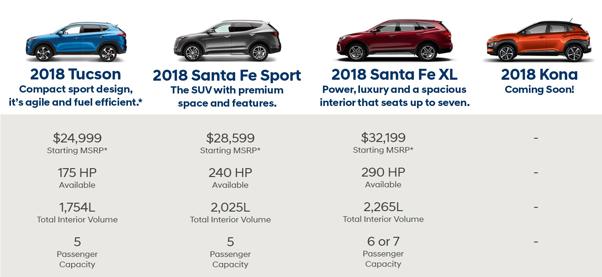 SUV-Family-pricing
