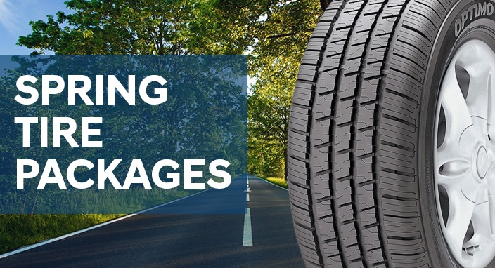 Spring Tire Packages