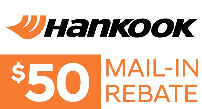 Hankook Rebate