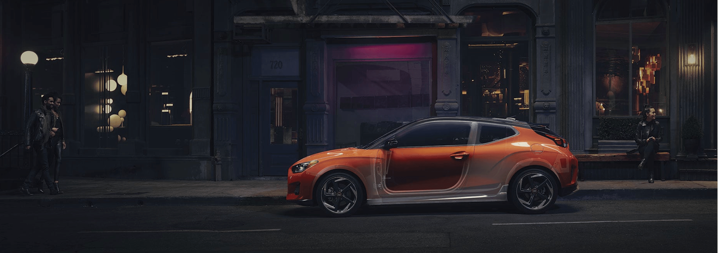 Veloster Superstructure
