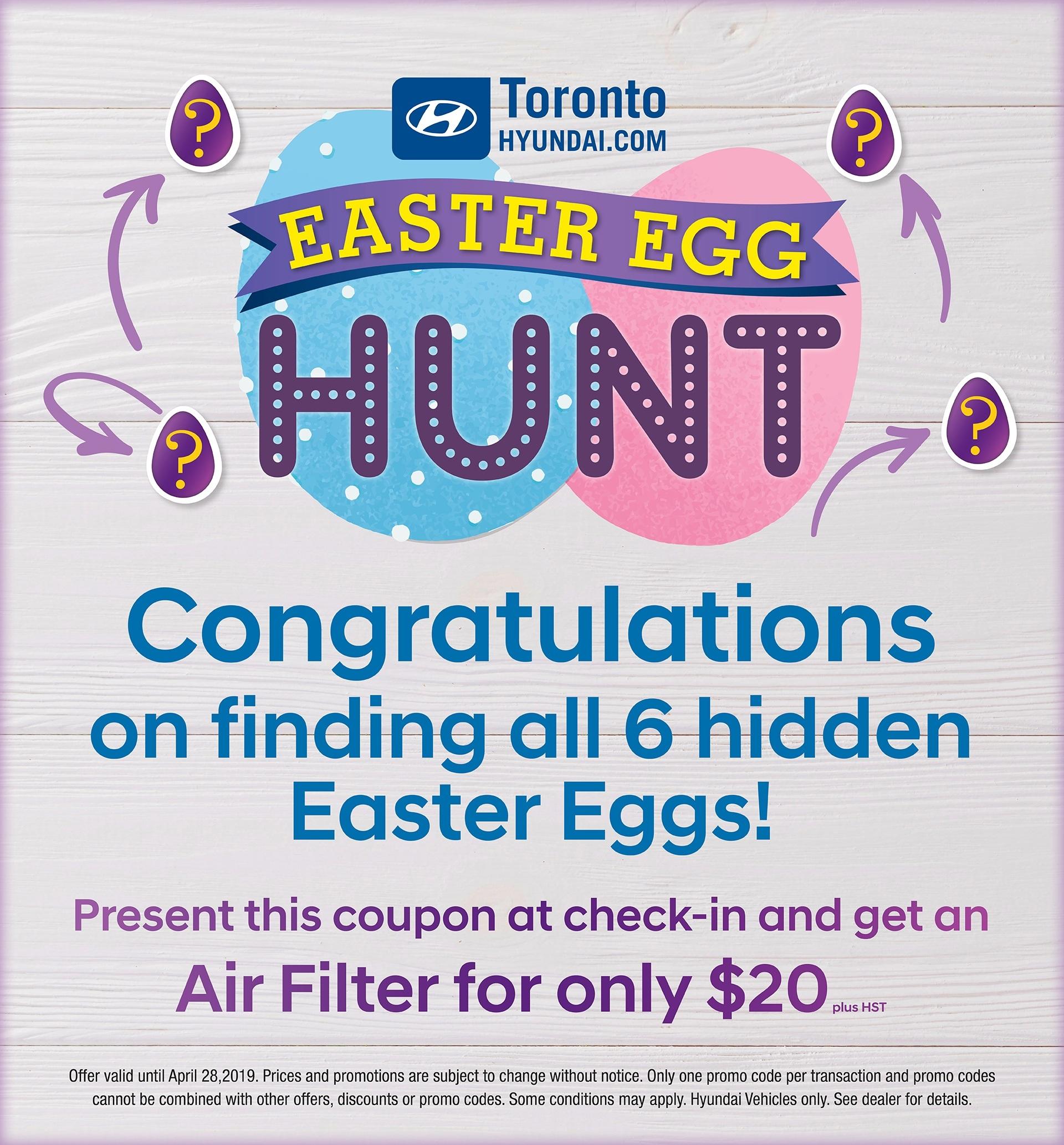 19781 TH April Easter Egg Hunt Website Coupon