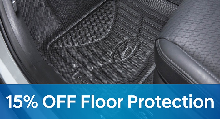15% Off Floor Protection