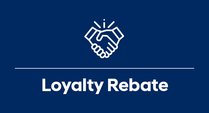 Loyalty Rebate